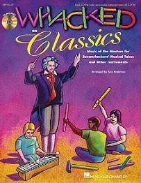 Whacked On Classics 1, incl. cd
