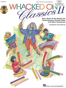Whacked On Classics 2, incl. cd