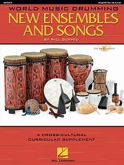 World Music Drumming - New Ensembles And Songs, incl. cd