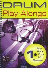 Drum Play-Alongs, vol. 1, incl. cd.