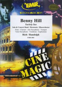 Benny Hill (Yackety Sax)