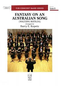 Fantasy on an Australian Song, Harmonie