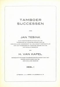Tamboer Successen Deel I