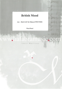 British Mood, Concert Band
