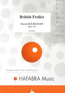 British Frolics, Concert Band