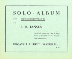Solo - Album Voor Signaaltrompetten In Es