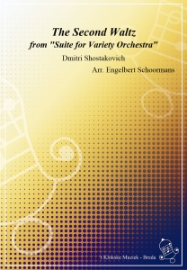 """The Second Waltz - from """"Suite for Variety Orchestra"""""""