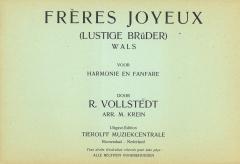 Frères Joyeux (Lustige Brüder)