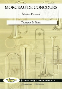 Morceau De Concours, Trumpet & Piano