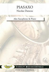Piasaxo, Saxophone Alto  & Piano