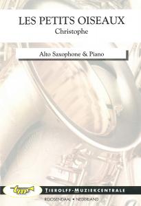 Les Petits Oiseaux, Saxophone Alto  & Piano