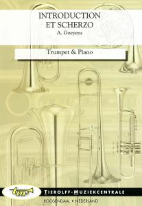 Introduction Et Scherzo, Trumpet & Piano