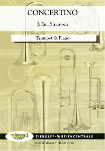Concertino, Trumpet & Piano