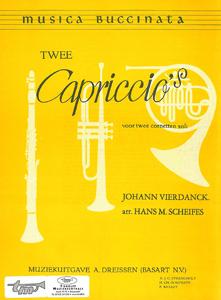 Twee Capriccio's/Deux Capriccio's, Duo