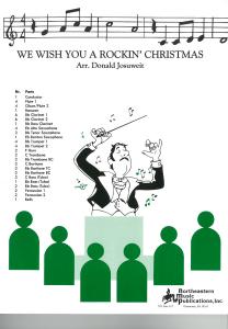 We Wish You A Rockin' Christmas, Full Band