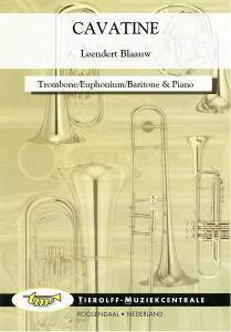Cavatine, Trombone/Euphonium/Petite Basse & Piano