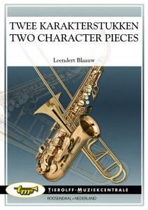 Twee Karakterstukken/Two Character Pieces