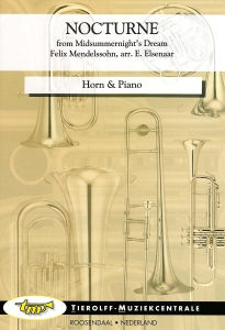 Nocturne, Horn & Piano