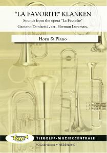 La Favorite Klanken/Sounds From La Favorite, Horn & Piano
