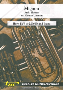 Mignon Klanken/Mignon Sounds, Horn & Piano