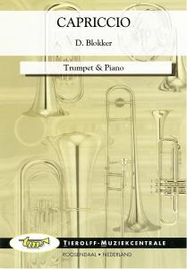 Capriccio, Trumpet & Piano