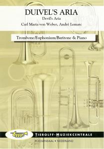 Aria du Diable, Trombone/Euphonium/Petite Basse & Piano