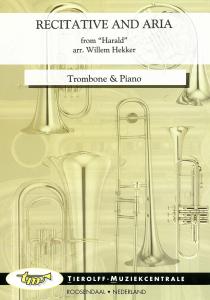 Recitatief & Aria, Trombone/Euphonium & Piano