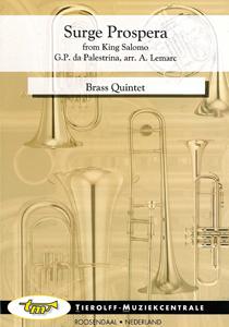 Surge Propera - from 'King Solomon', Brass Quintet