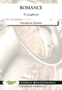 Romance, Quatuor de Saxophones