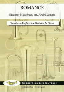 Romance, Trombone/Baritone/Euphonium & Piano
