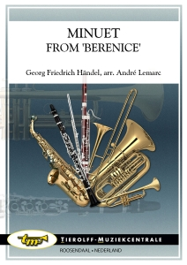Minuet - de 'Berenice'