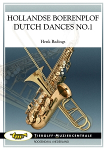 Hollandse Boerenplof/Dutch Dances No.1/Danses Hollandaises No. 1