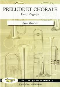 Prélude et Chorale, Quatuor de Cuivres