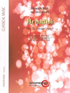 """Brindisi from """"La Traviata"""" - atto I, Orchestre d'Harmonie"""