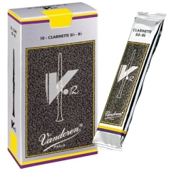 10 Vandoren anches de clarinette Sib V12 nr.5