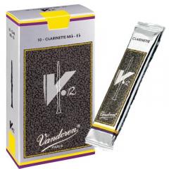 10 Vandoren anches de clarinette Mib V12 nr.4