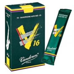 10 Vandoren alto saxophone reeds V16nr.3½