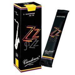 5 Vandoren anches de saxophone baryton ZZ nr.3½