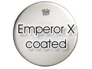 "Remo 13"" Black Emperor X tom/ snarevel BX-0813-10"
