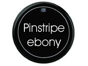 "Remo 22"" Ebony Pinstripe bassdrumvel ES-1622-PS"
