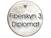 "Remo 22"" Fiberskyn 3 Diplomat bassdrumvel FD-1522-00"