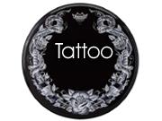 """Remo 22"""" Tattoo Skynskull PA-1322-TT-T01"""