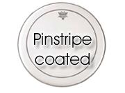 "Remo 16"" Pinstripe ruw wit snare/floortomvel PS-0116-00"