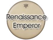 "Remo 16"" Renaissance Emperor snare/floortomvel RE-0016-SS"