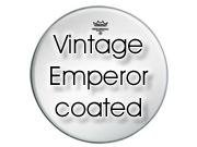 "Remo 8"" Vintage Emperor ruw wit tomvel VE-0108-00"